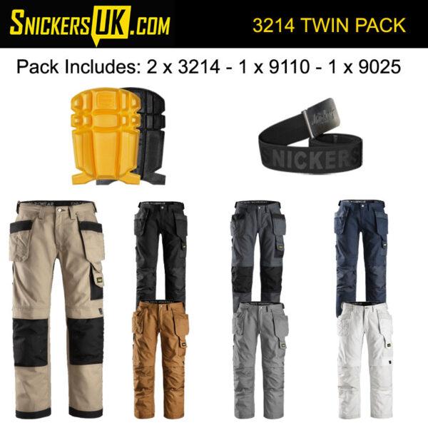 Snickers 9110 Craftsmen's Knee Pads