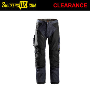 Snickers RuffWork Denim 6305 Non Holster Pocket Trousers