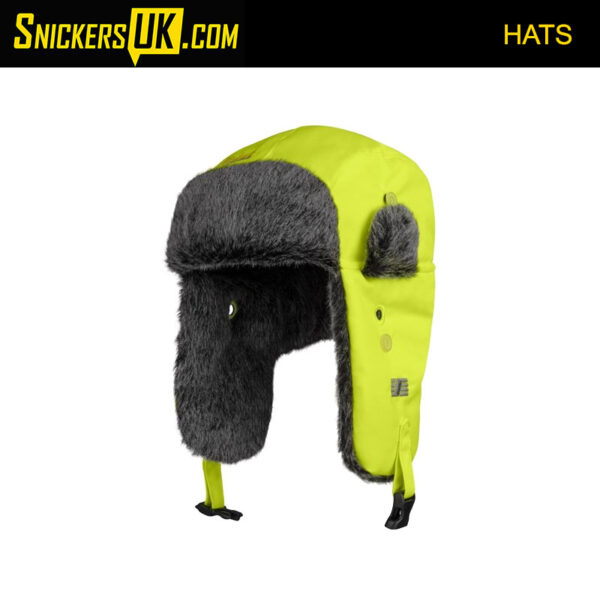 Snickers 9029 RuffWork High Vis Heater Hat   SnickersUK.com 454afb897c