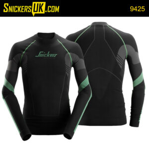Snickers 9425 FlexiWork Seamless Long Sleeve Shirt