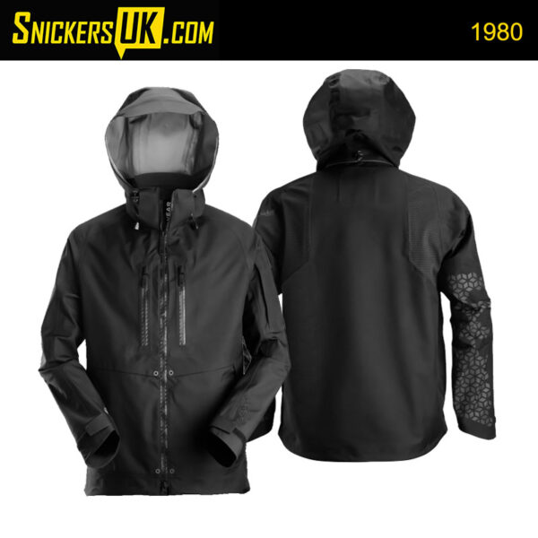 Snickers 1980 FlexiWork Gore-Tex Shell Jacket